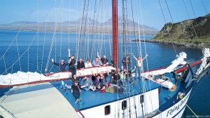 Whiskyreise Islay Segeltörn